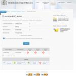 2012-09-11. Portal de Rendición de Cuentas.es - no existen cuentas locales de Torregamones