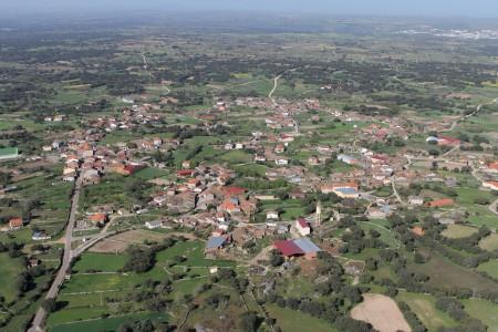 Os mostramos una panorámica aérea que tomó el 9 de abril de 2011 Ricardo Melgar.