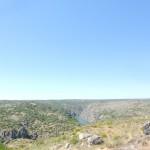 Foto 012. Vistas desde El Fuerte Nuevo. Otoño 2013. 'Me pierdo en estas vistas'