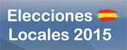 Logo de las Elecciones Locales 2015, España