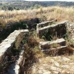 23/07/2015: Estado actual de abandono del Fuerte Nuevo de Torregamones (foto 03)
