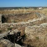 23/07/2015: Estado actual de abandono del Fuerte Nuevo de Torregamones (foto 04)