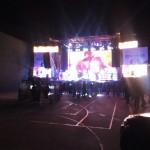 Torregamones: Fiestas Virgen del Templo - 16 Octubre 2015 (Foto 08): Verbena, orquesta Élite
