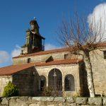 """Foto 001. Iglesia de Torregamones. 29/12/2015. """"La cigüeña esperando..."""""""