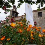 Foto 021. Mayo 2016. Plaza de la Iglesia de Torregamones. San Ildefonso florido.