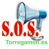 el Megáfono del SOS, sección de ayuda