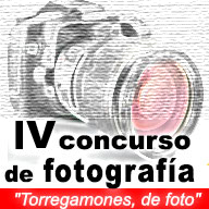 """4ª ed. del concurso online de fotografía """"Torregamones, de foto"""""""