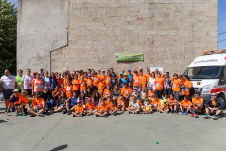 20/08/2017 - Participantes de la IV Cross solidaria de Torregamones 2017