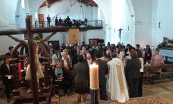 Misa patronal en honor de San Ildefonso (26/05/2018. Fiestas de San Ildefonso)