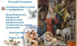 Feliz Navidad 2018 (Leonor Salustiano)