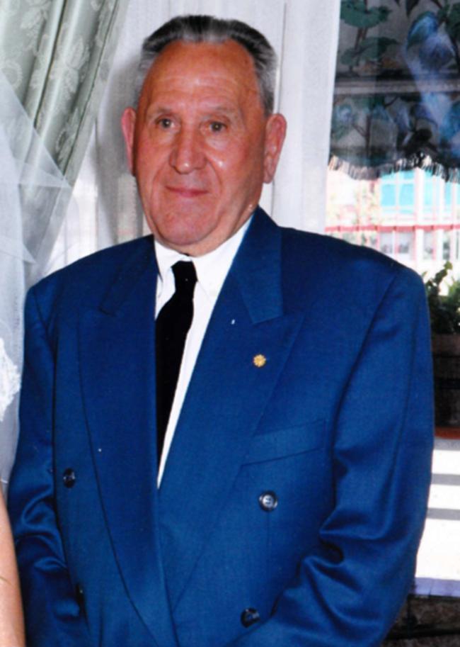 Padre de Leonor Salustiano (c) Leonor Salustiano