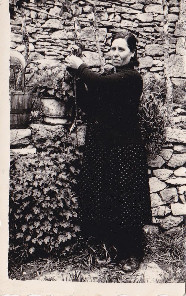 Leonora, tía de Leonor Salustiano (c) Leonor Salustiano