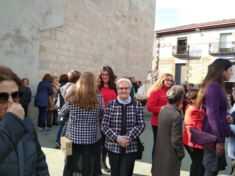 Procesión y Baile del Ramo - foto 04, Torregamones 21/10/2109 (Autor: Manuel Ferrero Mayo)