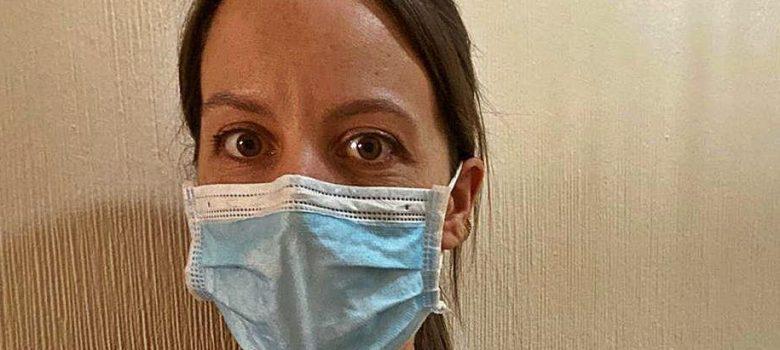 Ángela Pascual Fernández, uróloga en el Hospital Río Carrión de Palencia, es la portavoz autonómica de la asociación Médicos Unidos por sus Derechos