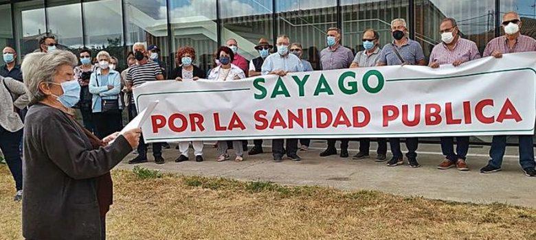 Sayago por la Sanidad pública. 3ª Concentración en Bermillo por una sanidad digna 08/08/2021